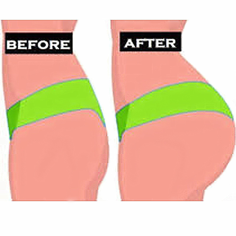 6 Modes Smart Easy Hip Trainer Buttocks Butt Lifting Lift Up Body Workout Fitness DIY Accessories ZJ55