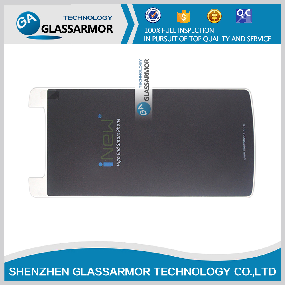 GLASSARMOR Original Factory Made New Quality With Frame For iNew V8 Plus LCD DIsplay Touch Screen Assembly Glass Panel Sensor