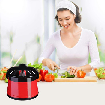 Knife Sharpener Sharpening Tool with Suction Easy and Safe 3