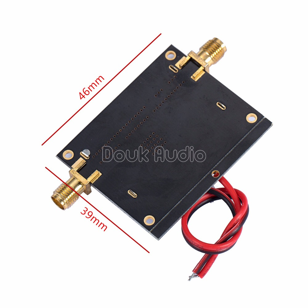 BLT53A 433MHz RF Amplifier Power Amp Module 3.7V Low Voltage for si4463 / SI4432