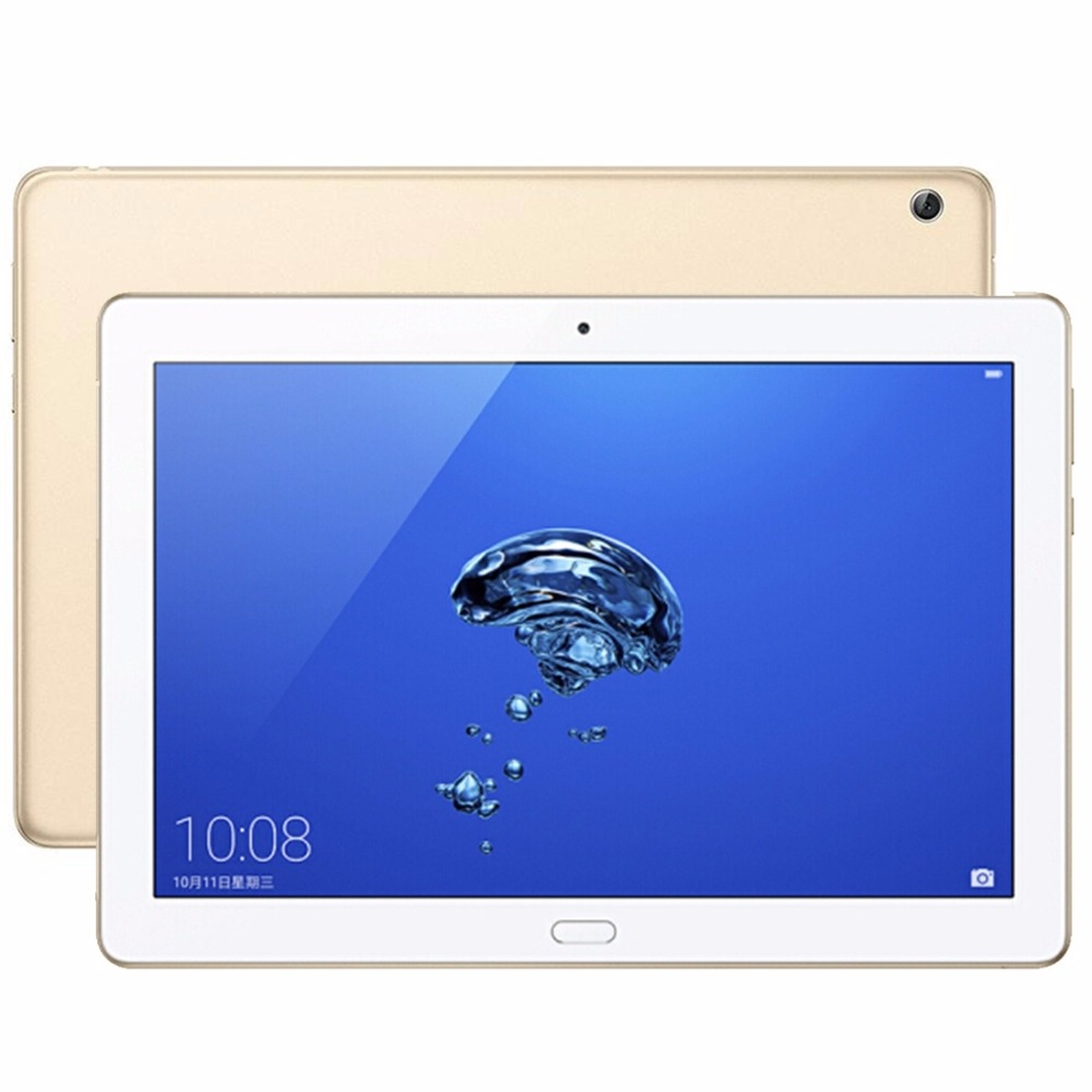 Huawei Honor Waterplay HDN-L09 10.1 pouces 4G LTE tablette PC Hisilicon Kirin 659 Octa Core 4 GB RAM 64 GB ROM EMUI 5.1 double bande WiFi