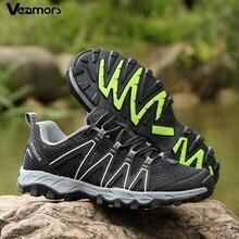 Мужская дышащая походная обувь; женская спортивная обувь для активного отдыха; Прочные походные треккинговые ботинки для альпинизма; нескользящие походные кроссовки унисекс
