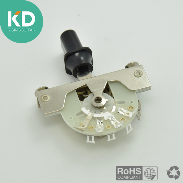 High Quality Vintage 3 way lever switch Guitar Switch for Electric
