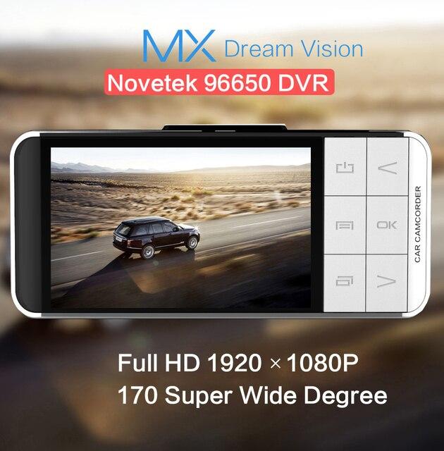 Russia Anytek AT66 Car Camera Novatek 96650 WDR Video Recorder 1920x1080 DVR G-sensor Registrator Mini Camcorder GPS Tracker