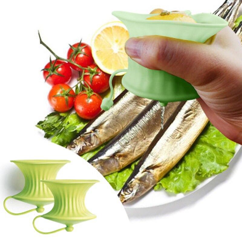 Portable Fruit Juicer Manual Juicer Freshly Squeezed Lemon Juice Silicone Fashion Green Organic Juicers Kitchen Tool