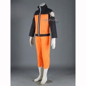 Image 4 - נארוטו Cosplay תלבושות אנימה נארוטו תלבושת לגבר להראות חליפות יפני קריקטורה תחפושות נארוטו מעיל למעלה מכנסיים מבוגרים