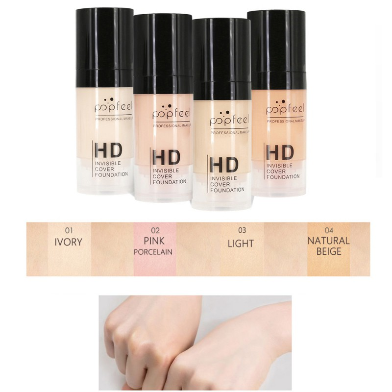 Concealer Natural Makeup Concealers Facial Face BB Cream Foundation Contour Cosmetic Tools Full Cover  1PCS