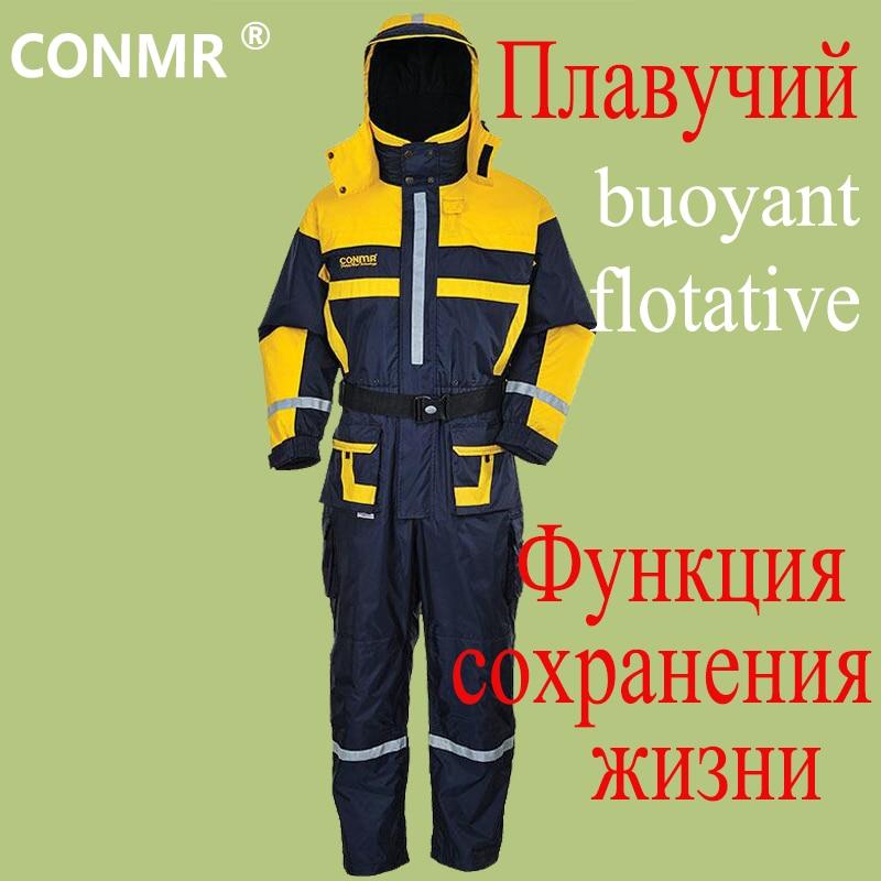 Buy conmr men professional fishing wear for Floating ice fishing suit