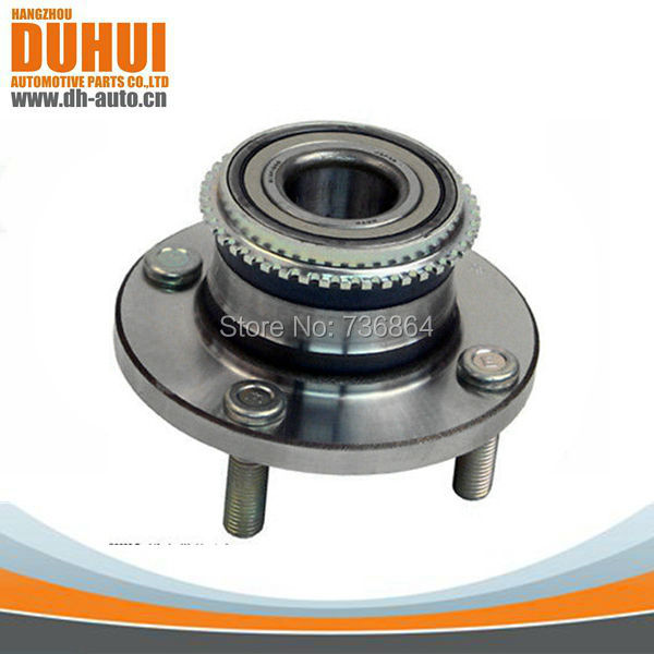 Good Performance Rear Car Wheel Hub Unit and Bearing Assembly 512339 Fits 2004-06 Lancer Outlander ABS