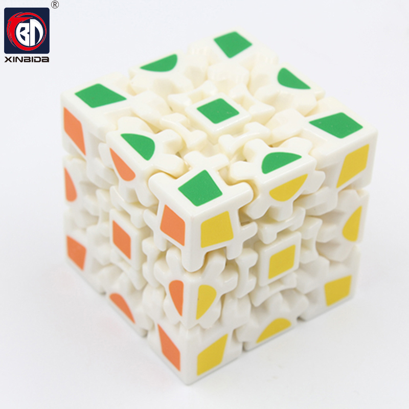 BD, gear magic cube, Funny Fidget Cube, Hand Spin Anti-stress Toy, Children Toys Educational, Puzzle Speed Challenge Gifts19