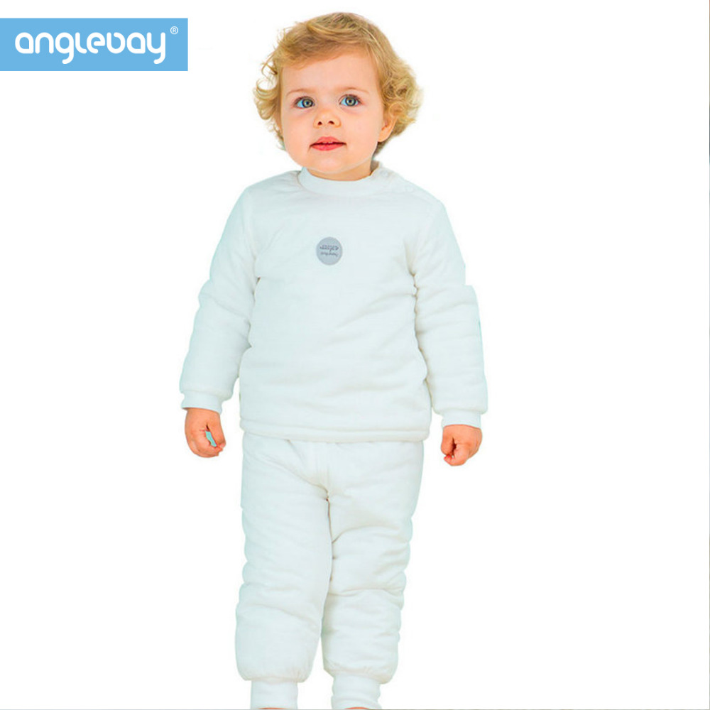 Anglebay Baby Girl Clothing Sets for Winter Cotton Kids Newborn Baby Boy Clothes Long Sleeve Newborn Two Piece Set Top and Pants baby boy clothing ins baby girl long sleeved top t shirt pants cartoon penguin sheep newborn infant toddle clothes sets