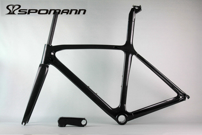 2017 New Chinese Road Bike Carbon Frame Cycling Bicycle Track Frame PF30 With Fork Carbonio 700C Road Bicicleta Parts
