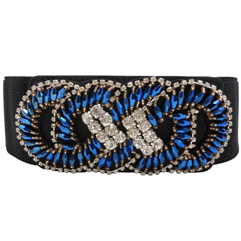 2017 elastic belt womens