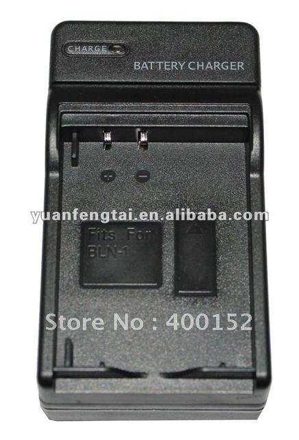 600mAh universal travel digital camera charger BLN-1 for OLYMPUS