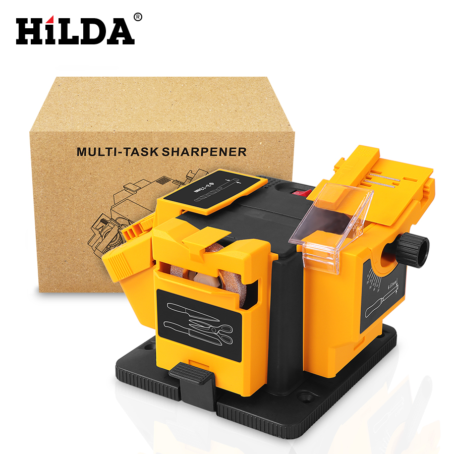 HILDA 96W 3in1 Multifunction sharpener Household Grinding Tool sharpener drill