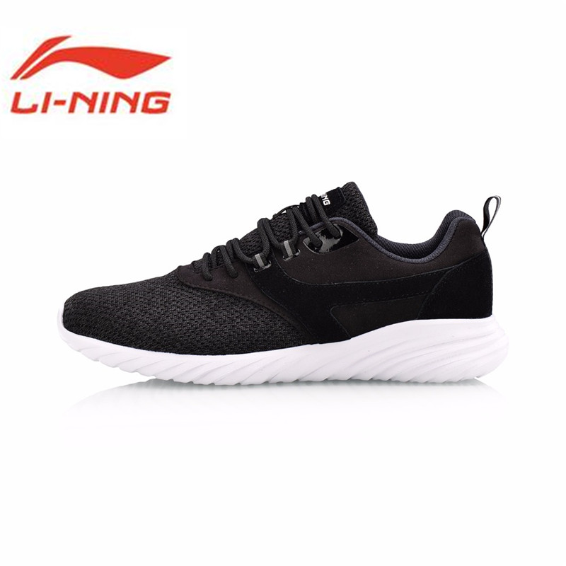 Li-Ning New 2018 Men LN HUMBLE Classic Walking Shoes Breathable Comfortable Li Ning Sports Shoes Light Weight Sneakers AGCN053 li ning women walking shoes light weight textile