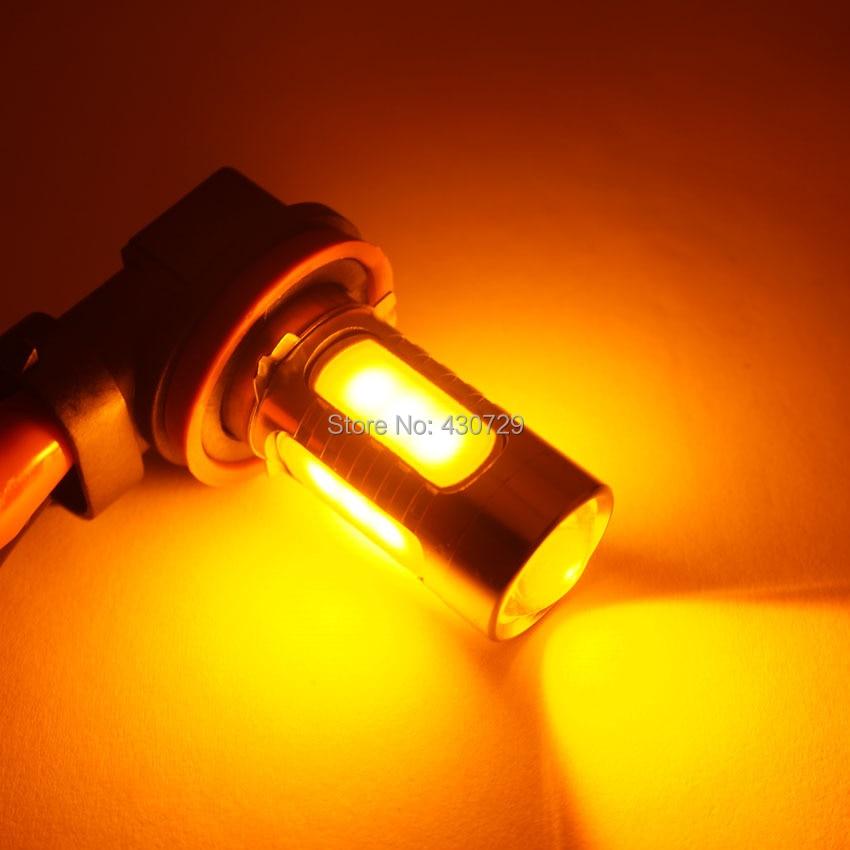 2 pcs / lot Top kualitas daya Tinggi 7.5 W dengan Lens Buid-In Chip - Lampu mobil - Foto 5