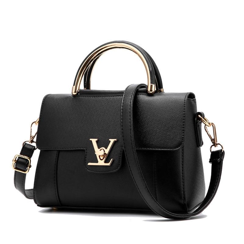 1d89c78a3d6ba Bolso Mujer Marcas Famosas De Lujo Bolsas Victor Hugo Obag Handles  Crossbody Bags For Women Bolsa Feminina de Ombro Tote Bag