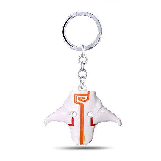 DZ886 DotA Defense of the Ancients Metal Juggernaut jugg sword Keychain Keyring