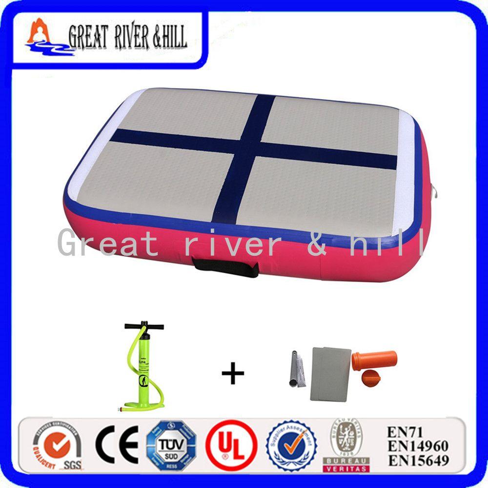 Inflatable Mat Gymnastics Air Track Taekwondo Air Cushion Martial Arts Training Jumpinflatable Gym Air Track