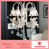 2014 New Modern Crystal Chandeliers With 5 Lights Pendant Lamps Decoration Lights Lighting For Living Room
