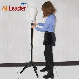 Image 1 - Alileader ขายร้อนยืนนางแบบขาตั้งกล้อง Stronger Mannequin HEAD สำหรับ Wigs วิกผม HEAD วิกผมทำชุด