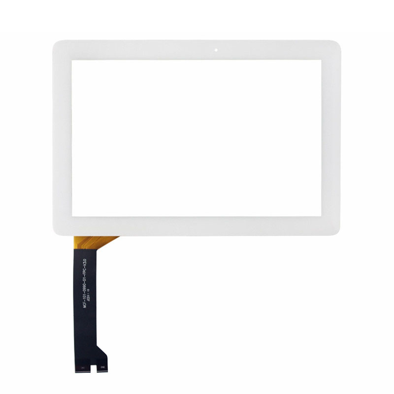 Original ASUS Black / White Touch Screen Digitizer Glass Lens Panel For ASUS MeMO Pad 10 ME102 ME102A Tablet Touch Panel