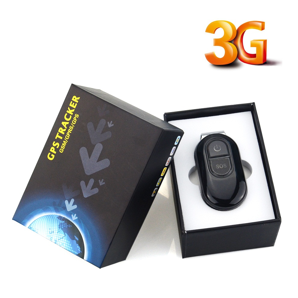 3G Gps Tracker for Car Kids Pet Container Remote Monitoring 1000mAh with Delay and Free Life Platform Service