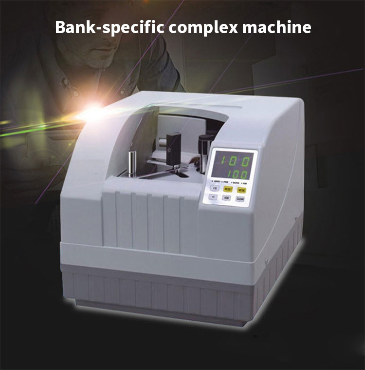 Contador Máquina de Contagem Detector de Dinheiro Novo 220 V