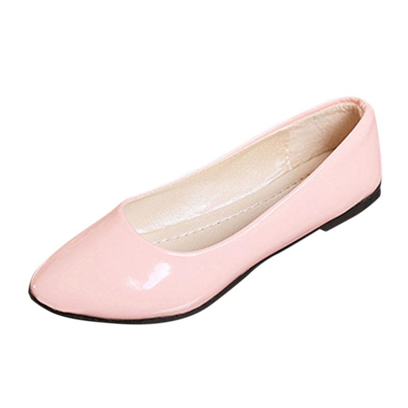 2019 Sagace Frauen Damen Slip Auf Flache Schuhe Sandalen Casual Bunte Schuhe Größe Sandalia Feminina Buty Damskie Mujer #15 Cc # Reinigen Der MundhöHle.