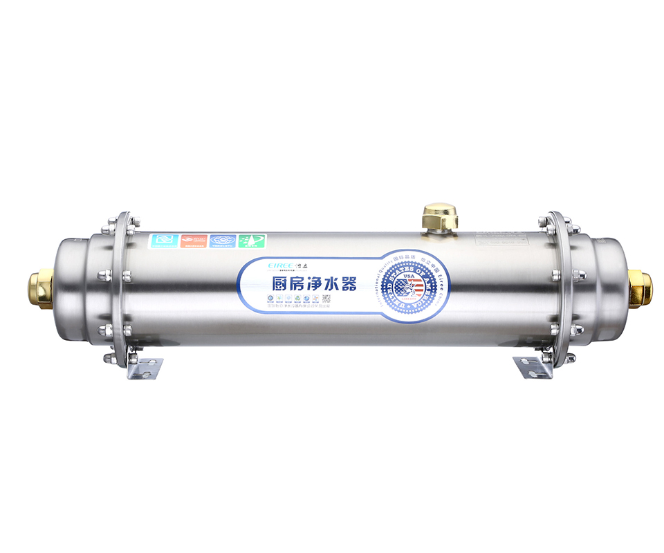 1000L/H PVC seven-bore UF Water Filter filtration precision is 0.01-0.001 micron and the housing is SUS304 & SUS316 playmobil игровой набор девочка с морскими свинками