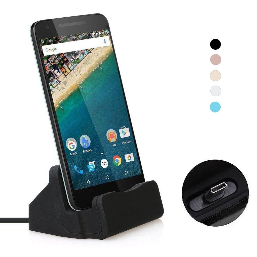 Dock-Charger Station-Holder Note Desktop Xiaomi Mi8 Fast-Charging SAMSUNG USB-C 1