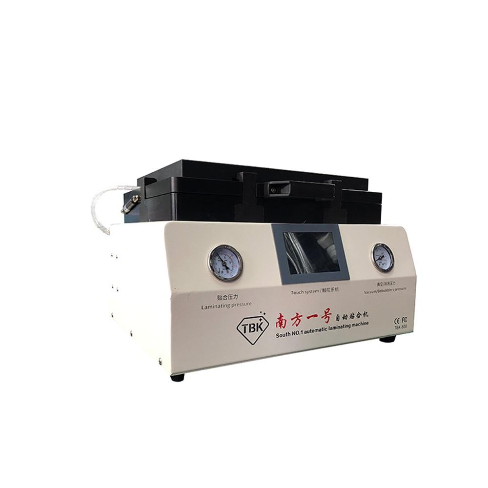 TBK LCD TBK-808 OCA vákuum lamináló gép + OCA film lamináló - Szerszámkészletek - Fénykép 6