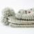 Nuevo 2016 Del Bebé Grueso de Invierno Sombreros, Moda Ins Caliente Ojos Del Bebé/de La Muchacha de Punto Sombreros Gorros Bebé Recién Nacido + Twinset de la bufanda, Juego para 1-4 T