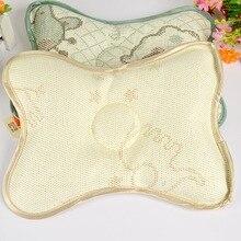 Подушка для младенца, постельные принадлежности для мамы и детей, качественная хлопковая детская форменная Подушка для новорожденных almohada bebe, подходит для 0-1 лет, новинка, хит
