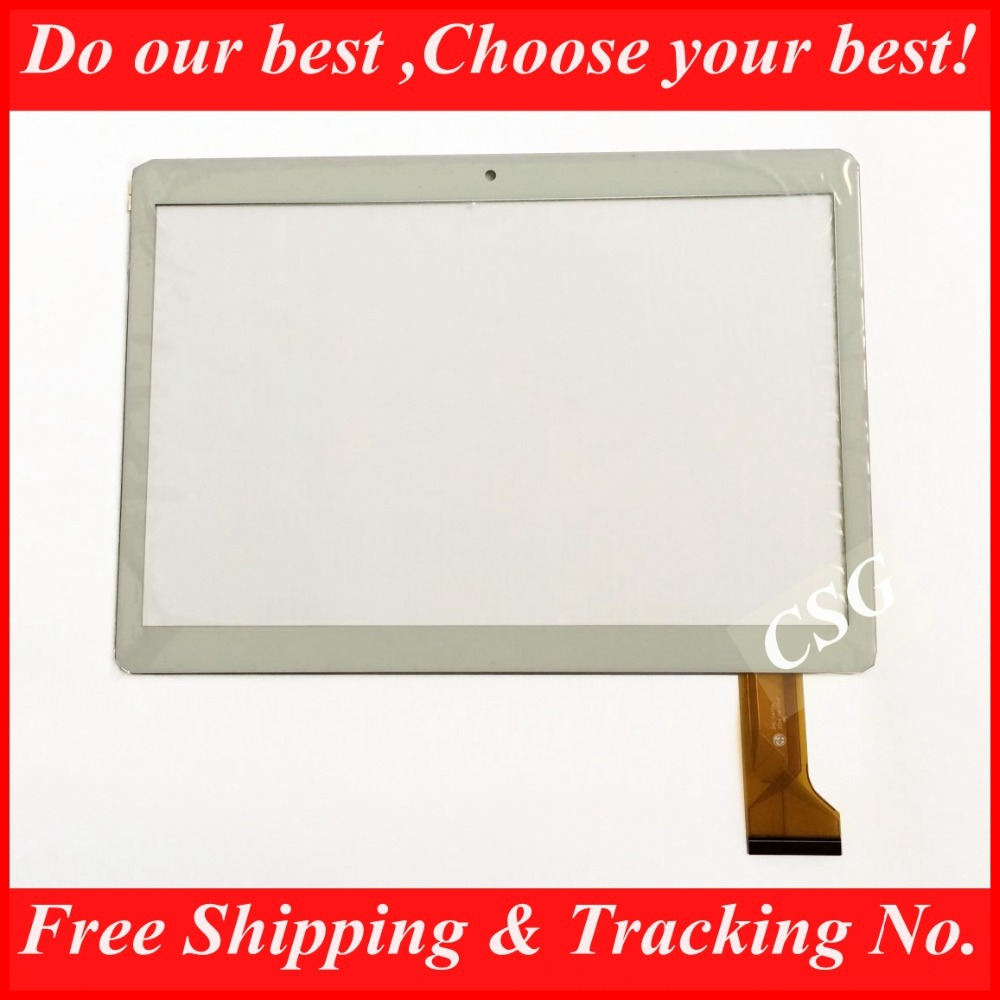 On Sale 2pcs/lot 10.1 Tablet ZHC-0405A ZHC 0405A Capacitive Touch Screen Panel Digitizer Glass Sensor with Tracking No