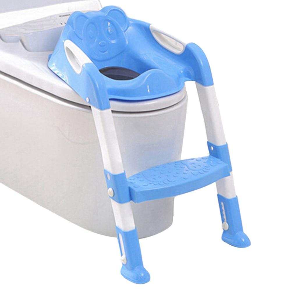 Baby Opvouwbare Zindelijkheidstraining Toiletbril Kinderen Toiletbril - Luiers en zindelijkheidstraining - Foto 2