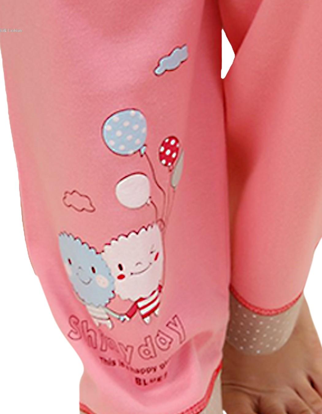Ladies Women s Cute Cartoon Balloon Pattern Long Sleeve Cotton Pajamas  Sleepwear Sleep Clothes-in Pajama Sets from Underwear   Sleepwears on  Aliexpress.com ... 011d1e845