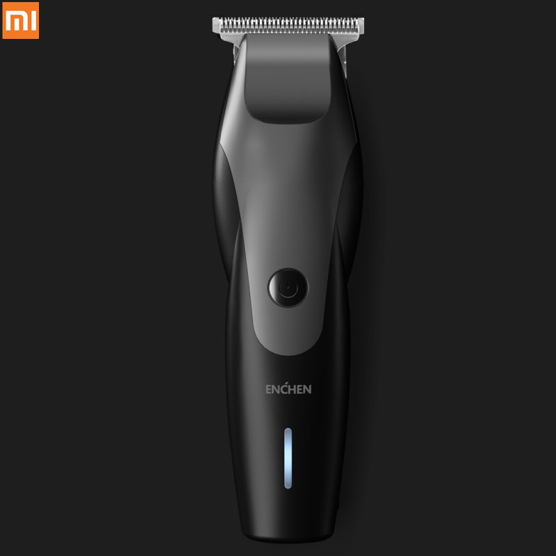 XIAOMI Mijia ENCHEN Hummingbird USB Charging Electric Hair Clipper 10W 110-220V Hair Trimmer With 3 Hair Comb For Man