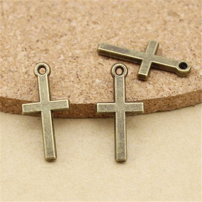 49pcs//lot Alloy Pendants Charms Retro Style Bronze Chinese Knot Jewelry Crafts