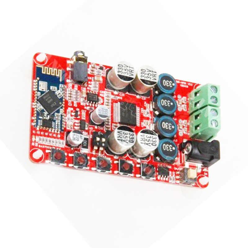 אלחוטי Bluetooth 4.0 אודיו מקלט דיגיטלי TDA7492P 50W + 50W מגבר לוח חלק רכיב amplificador כוח מיני מגברי