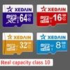 Xedain Memory Cards Micro SD TF Card Good 16GB 32GB 64GB Class10 Speed Mini Fast Flash Card For Phone Tablet Surveillance Logger