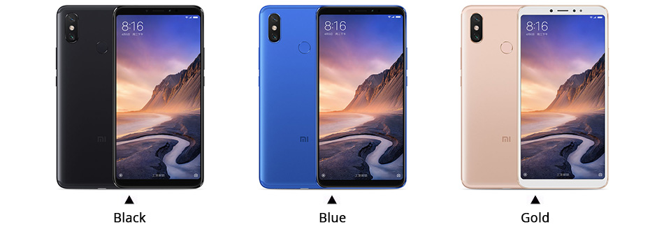 "HTB1ANG3F JYBeNjy1zeq6yhzVXax Original Global ROM Xiaomi Mi Max 3 6GB 128GB Smartphone Snapdragon 636 Octa Core 6.9"" 2160x1080 Full Screen Dual Camera 5500mAh"