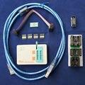 SkyPRO programador para 24 EEPROM, 25 EEPROM, 93 EEPROM, SPI FLASH, AVR apoio FPGA arquivos PDF, asus tampão arquivos incluem 3 adaptadores