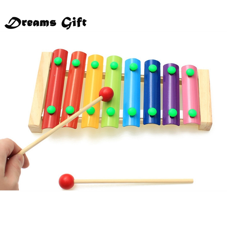 Learning Education Toy Guoqin Octave Musical Instrument Percussion Instruments For Children Early Childhood Teaching Aids MZ197