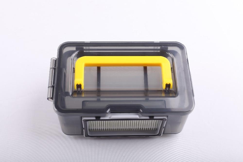 (Pour X500, X900, B2000, B3000, B2005, B2005 PLUS, B3000PLUS) Poubelle pour le Vide Robot de nettoyage, 1 pc/pack, Équipement aspirateur Pièces