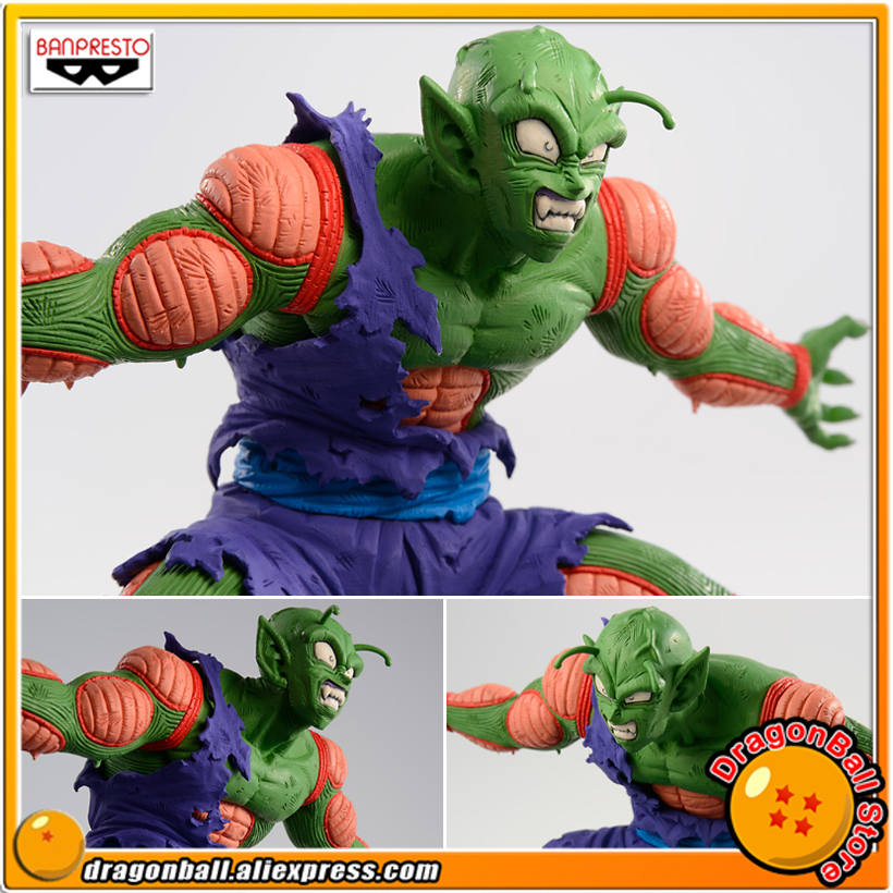 Dragon Ball Z Original Banpresto Scultures Colosseum BIG Zoukei Tenkaichi Budoukai 7 Vol.6 Collection Figure - Piccolo original banpresto world collectable figure wcf the historical characters vol 3 full set of 6 pieces from dragon ball z