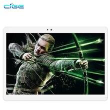 Envío libre Cige 2017 Más Nuevo 10.1 pulgadas 3G 4G Lte Tablet PC Octa Core 2 GB RAM 32 GB ROM Dual SIM Card Android 6.0 IPS tabletas 10