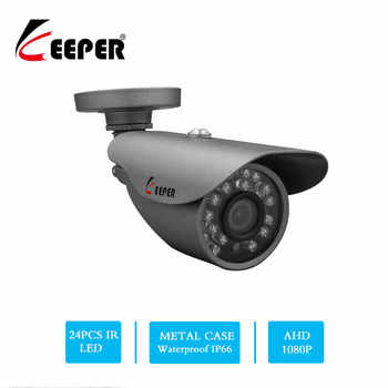 Keeper 2.0MP 1080P AHD surveilance security cameras with IR-CUT 24 IR LEDs Night Vision Analog camera indoor/outdoor HD camera - DISCOUNT ITEM  35% OFF All Category
