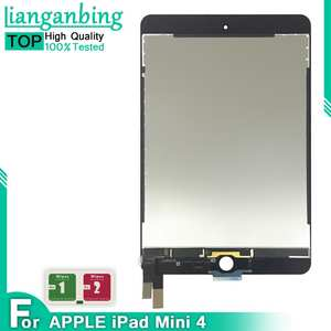 Best Quality For iPad mini 4 Mini4 A1538 A1550 LCD Display Touch Screen Digitizer Panel Assembly Replacement EMC 2815 EMC 2824